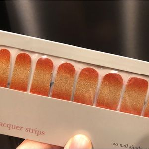 Spice Spice Baby Halloween Jamberry lacquer strips